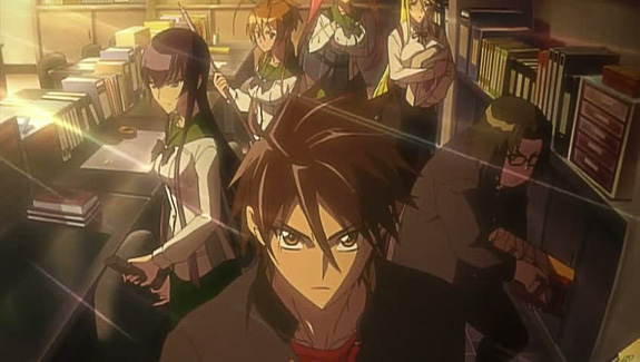 highschool dead capa Highschool of the Dead: Zumbis, Gostosas e Dilemas Morais